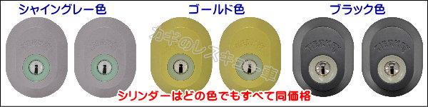 ティアキー-トステムのシリンダー色