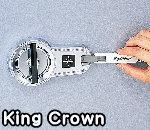 KIing Crownのマグロック式金庫