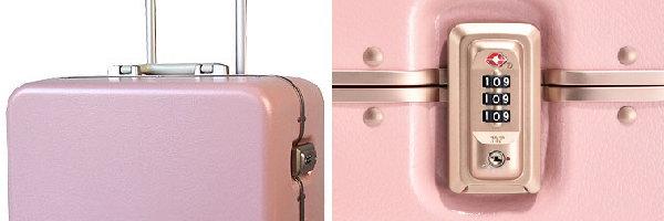 HaNTのスーツケース