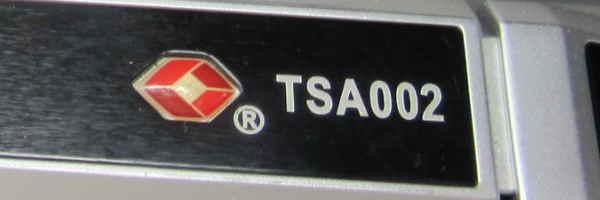 TSAロックのロゴマーク
