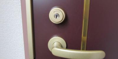 ケースロック錠はシリンダー交換