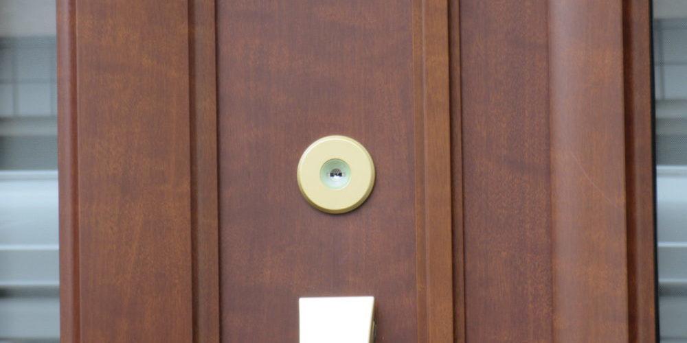 三協立山アルミのシリンダー鍵交換